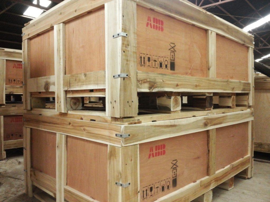 đóng gỗ hàng hóa